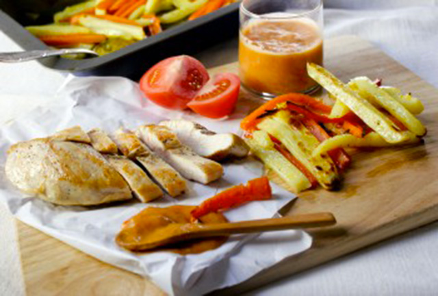 filet-poulet-sauce-tomate-orange-duo-frites