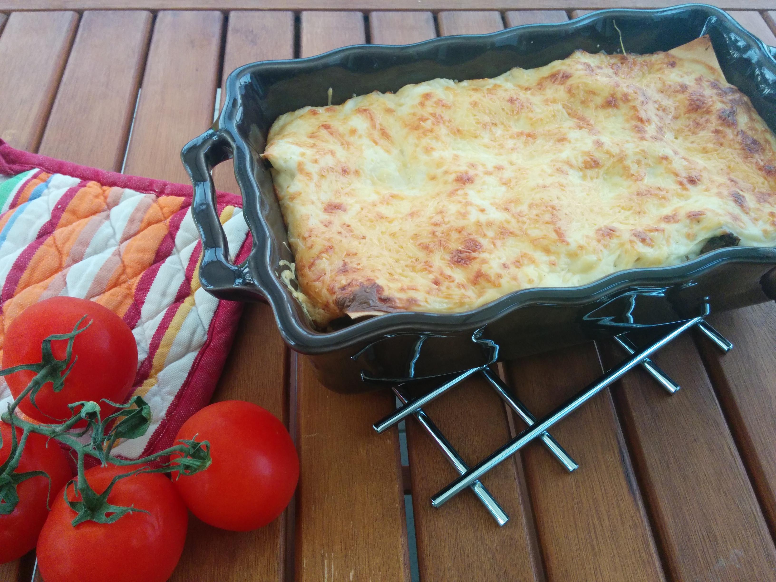 lasagnes-maison