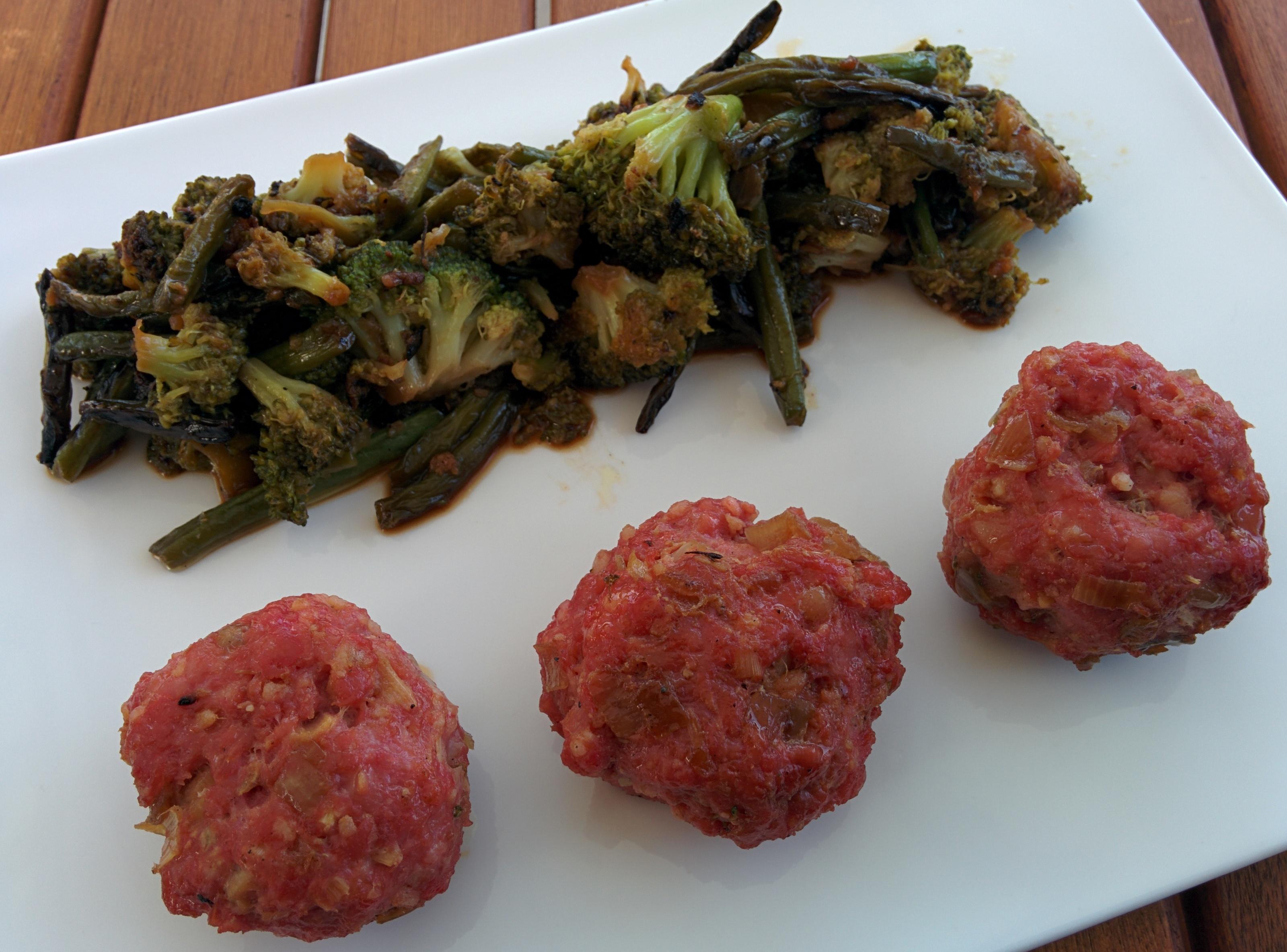 boulettes-porc-citronnelle-sauté-légumes